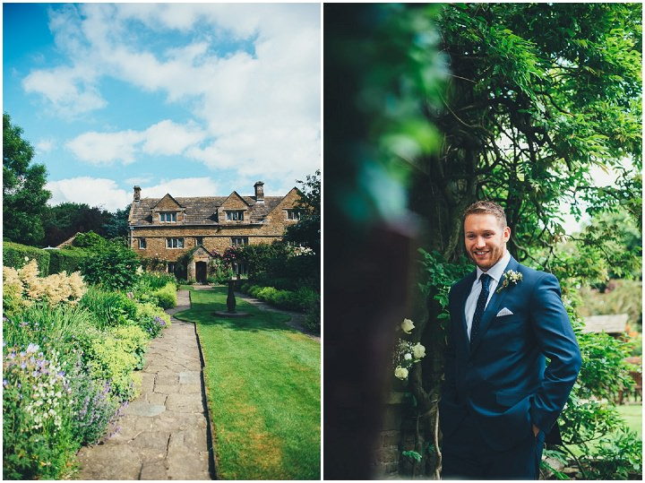 10 English Garden Weding in Sheffield With a Lux Vintage Touch By Nicola Thompson -