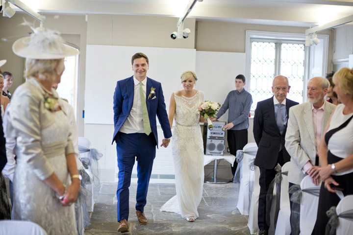 10 Homemade Wedding With a Jenny Packham Dress By Mark Tattersall