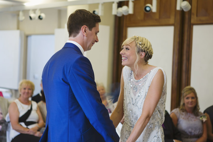 12 Homemade Wedding With a Jenny Packham Dress By Mark Tattersall