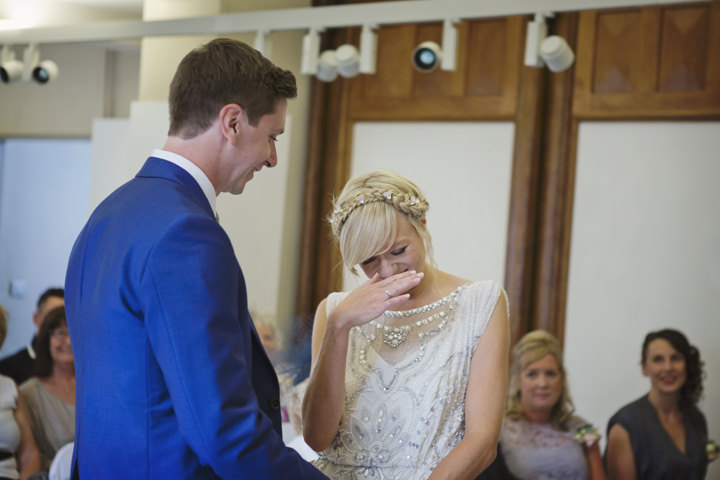 13 Homemade Wedding With a Jenny Packham Dress By Mark Tattersall
