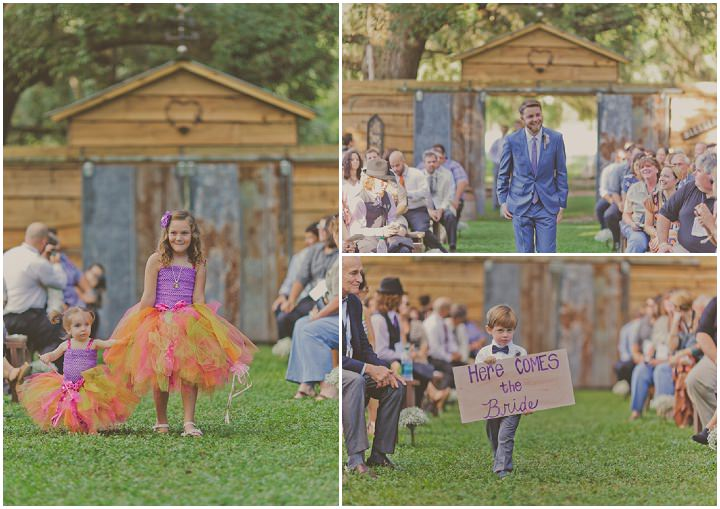13 Homespun Music Festival Wedding By Stacy Paul Photography