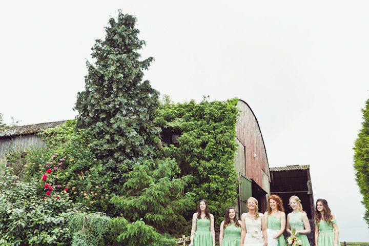 14 Rustic Farm Wedding By Carly Bevan
