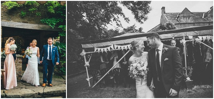 15 English Garden Weding in Sheffield With a Lux Vintage Touch By Nicola Thompson -