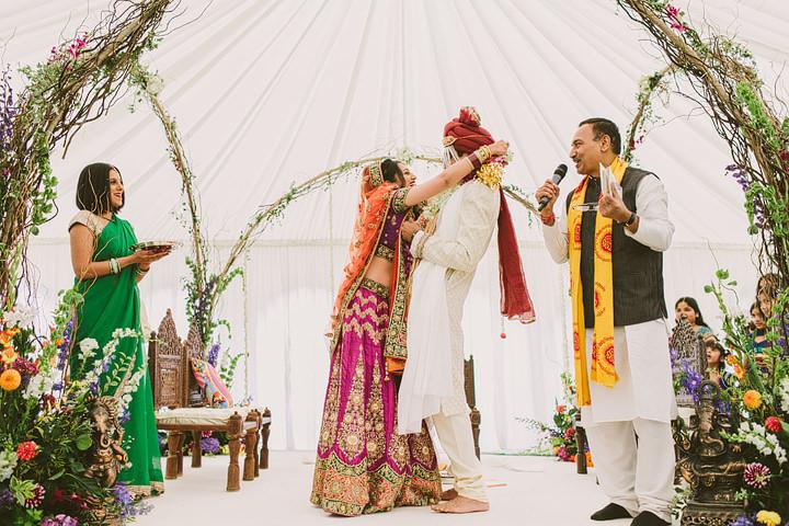 15 Hindu Wedding By Luke Hayden