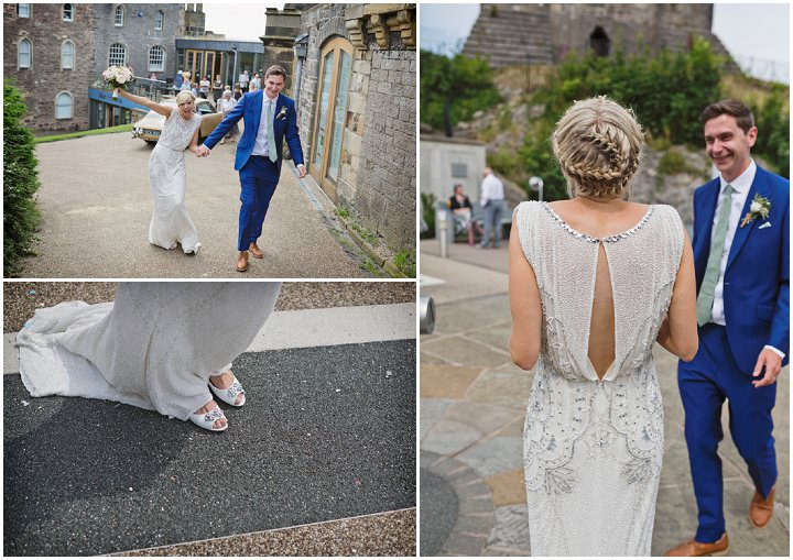15 Homemade Wedding With a Jenny Packham Dress By Mark Tattersall