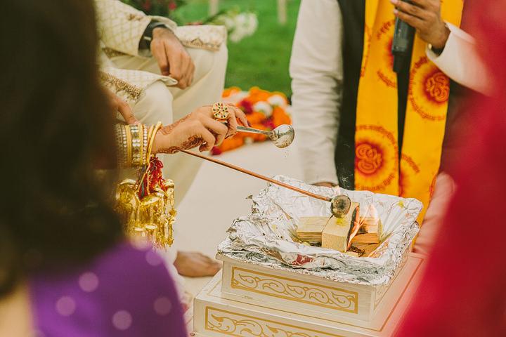 16 Hindu Wedding By Luke Hayden
