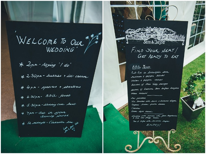 19 English Garden Weding in Sheffield With a Lux Vintage Touch By Nicola Thompson -