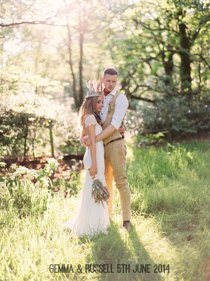 1a Whimsical, Rustic, Bohomian Wedding By DSB Creative