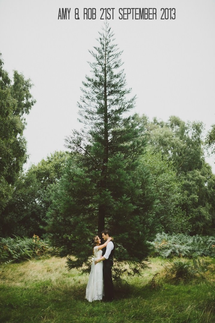 2-Rustic-Outdoor-Woodland-Wedding-By-John-Barwood-Photography