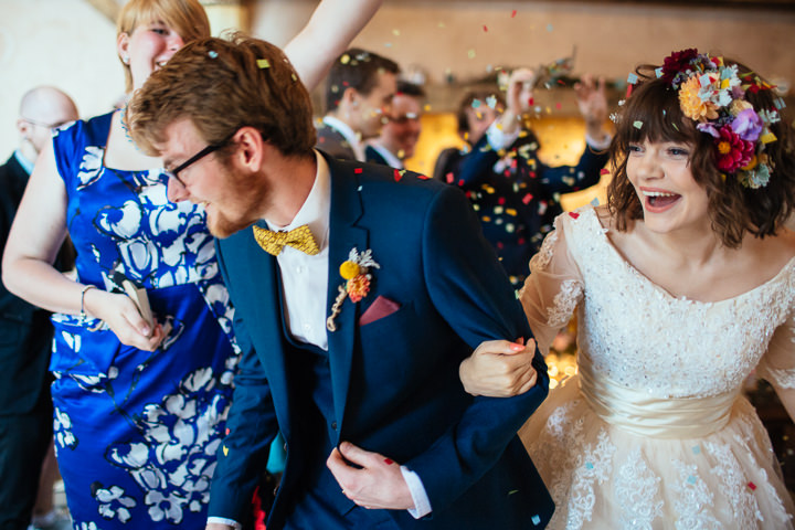 23 Silent Disco Wedding By Liz Wan
