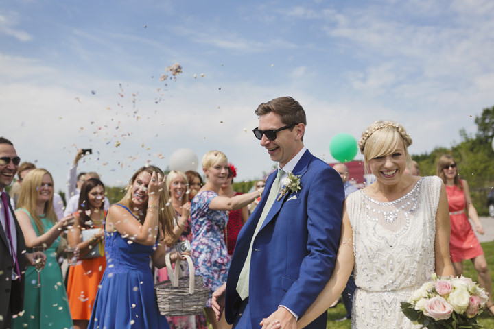 27 Homemade Wedding With a Jenny Packham Dress By Mark Tattersall