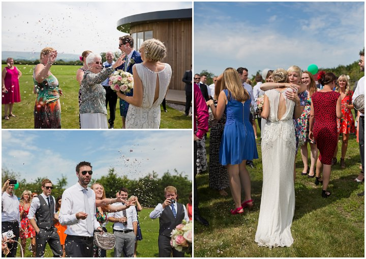 28 Homemade Wedding With a Jenny Packham Dress By Mark Tattersall