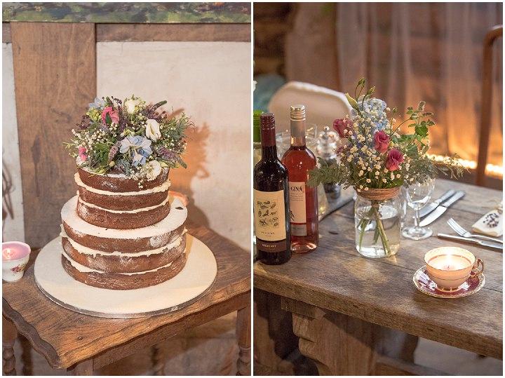 Rustic Boho Diy Wedding By Green Glass Photography Boho