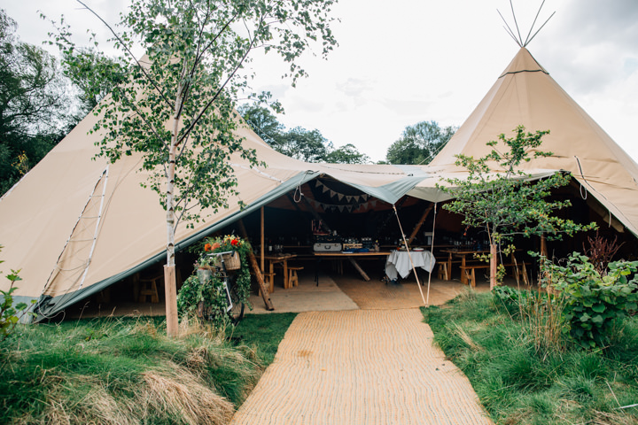 3 Tipi tastic Countryside Adventure' By Roar Photography