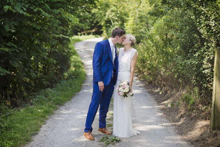 30 Homemade Wedding With a Jenny Packham Dress By Mark Tattersall