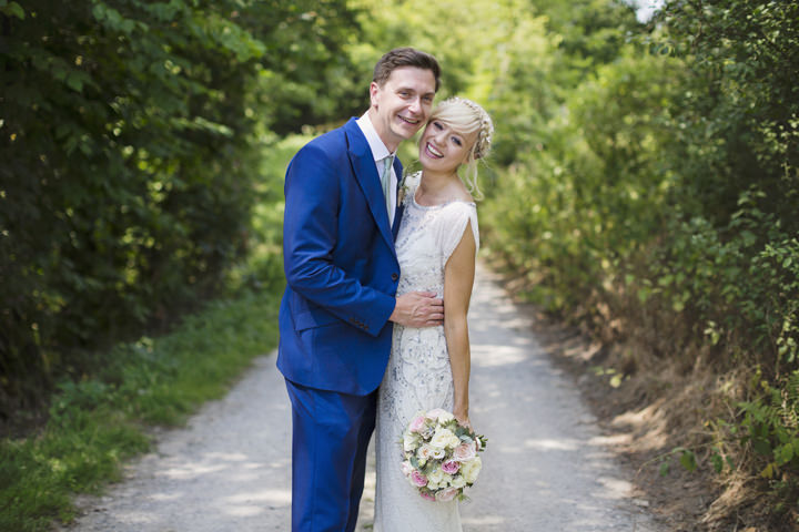 31 Homemade Wedding With a Jenny Packham Dress By Mark Tattersall