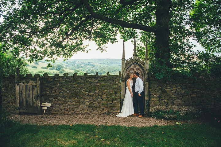 32 English Garden Weding in Sheffield With a Lux Vintage Touch By Nicola Thompson -