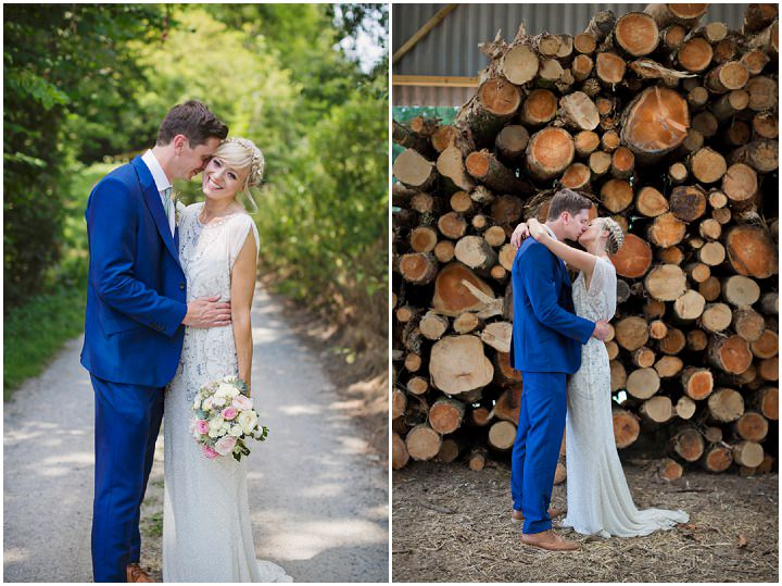 32 Homemade Wedding With a Jenny Packham Dress By Mark Tattersall