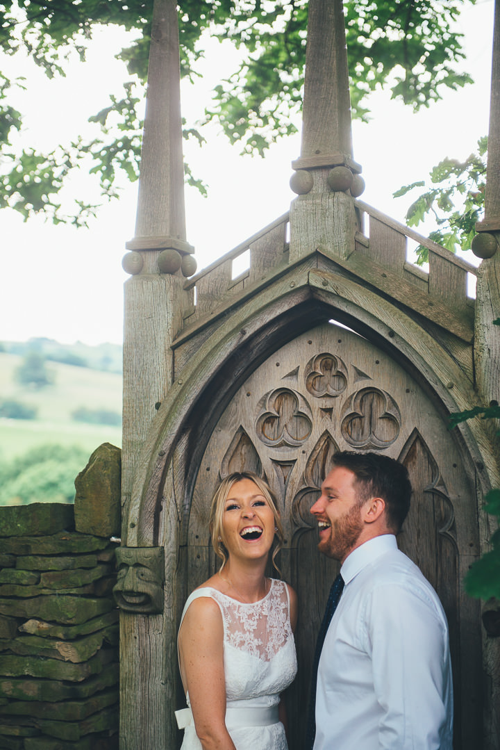 33 English Garden Weding in Sheffield With a Lux Vintage Touch By Nicola Thompson -