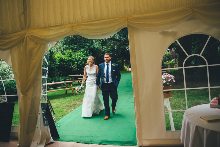 34 English Garden Weding in Sheffield With a Lux Vintage Touch By Nicola Thompson -