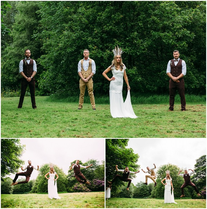 36 Whimsical, Rustic, Bohomian Wedding By DSB Creative