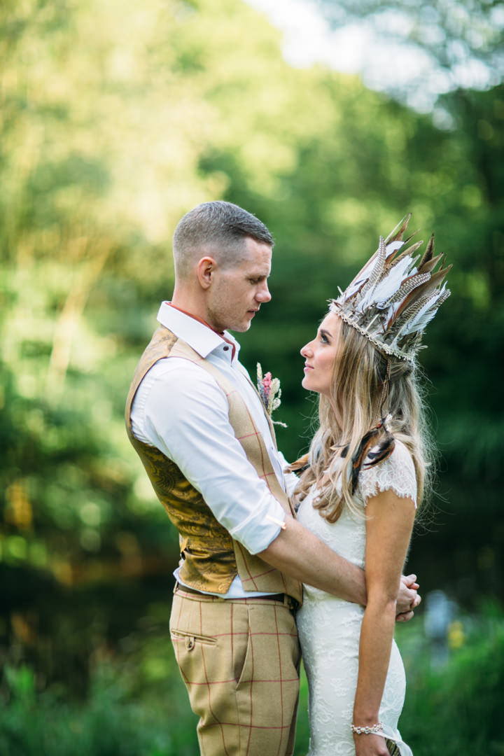 37 Whimsical, Rustic, Bohomian Wedding By DSB Creative