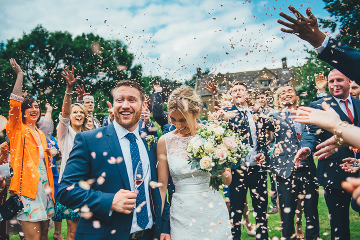 4 English Garden Weding in Sheffield With a Lux Vintage Touch By Nicola Thompson -