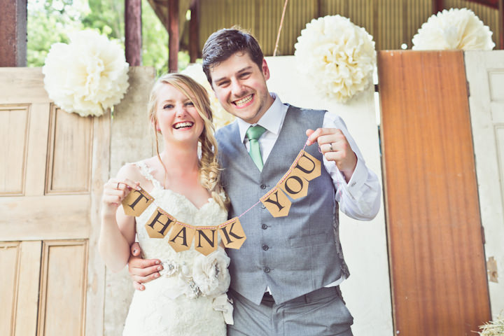 4 Rustic Farm Wedding By Carly Bevan
