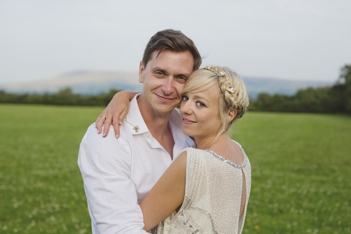 45 Homemade Wedding With a Jenny Packham Dress By Mark Tattersall