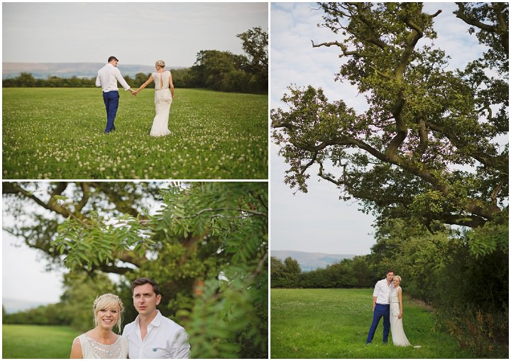 46 Homemade Wedding With a Jenny Packham Dress By Mark Tattersall