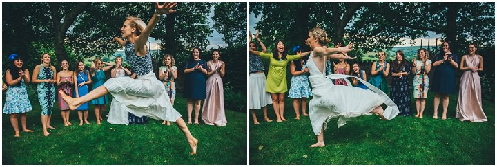 47 English Garden Weding in Sheffield With a Lux Vintage Touch By Nicola Thompson -
