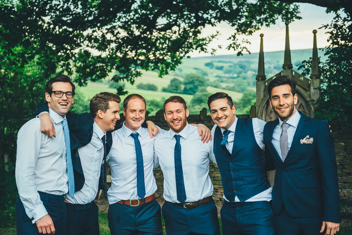48 English Garden Weding in Sheffield With a Lux Vintage Touch By Nicola Thompson -