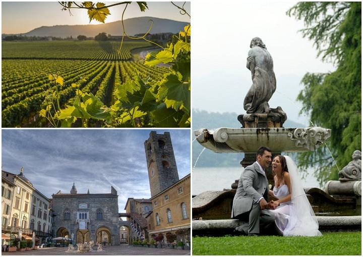 5 Special Wedding Italy