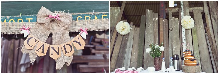 52 Rustic Farm Wedding By Carly Bevan