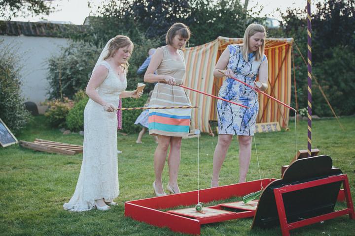 54 Village Fete Wedding By Helen Lisk