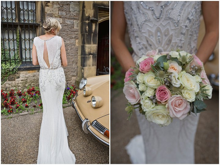 7 Homemade Wedding With a Jenny Packham Dress By Mark Tattersall