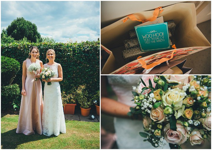 9 English Garden Weding in Sheffield With a Lux Vintage Touch By Nicola Thompson -
