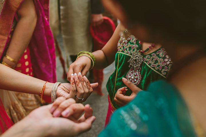 9 Hindu Wedding By Luke Hayden