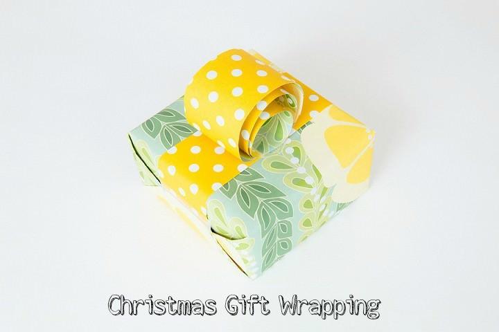 DIY Tutorial: Christmas Gift Wrapping Made Easy