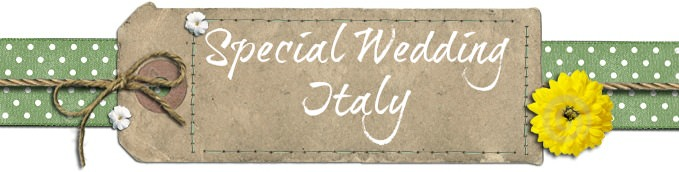 Special Wedding Italy