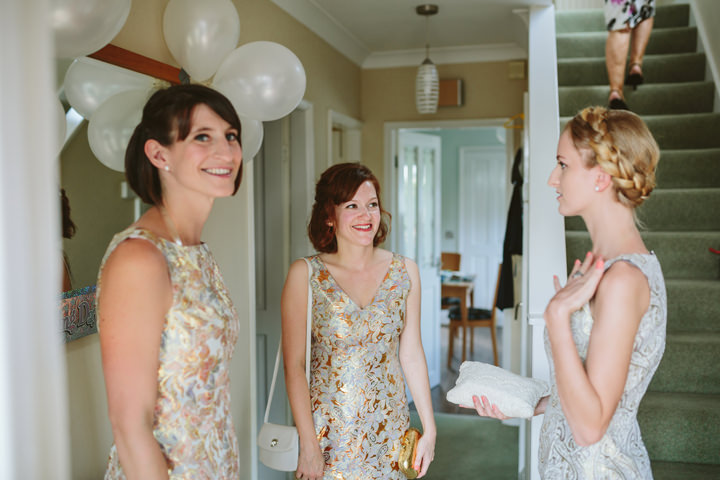 10  Wedding With Homemade Dress By James and Lianne