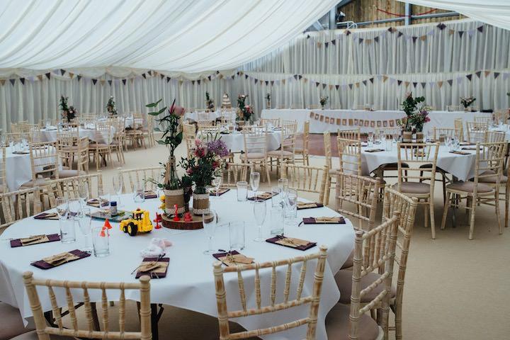 12 DIY Farm Wedding By Rhian Photography