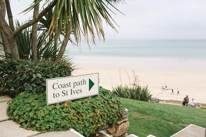 13 Cornish Beach Side Wedding By Debs Ivelja