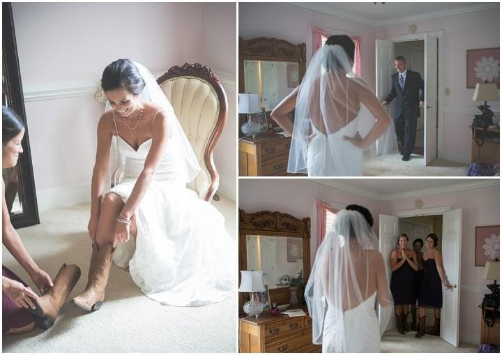 13 Sunflower Filled Rustic Barn Wedding. By Will Greene