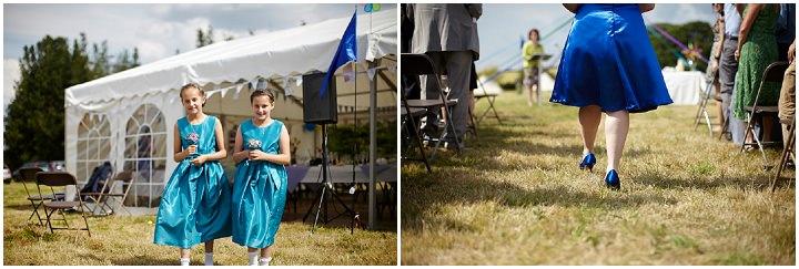 13 Village Fete Wedding By Benjamin The Photographer