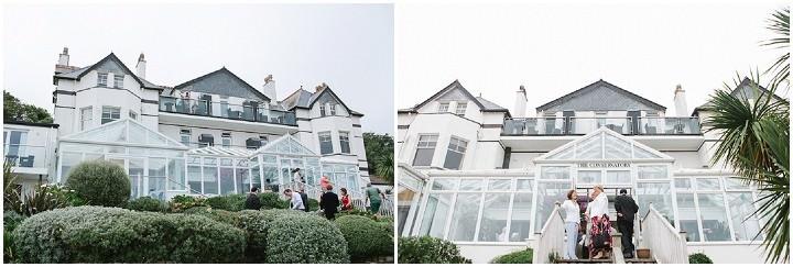 14 Cornish Beach Side Wedding By Debs Ivelja