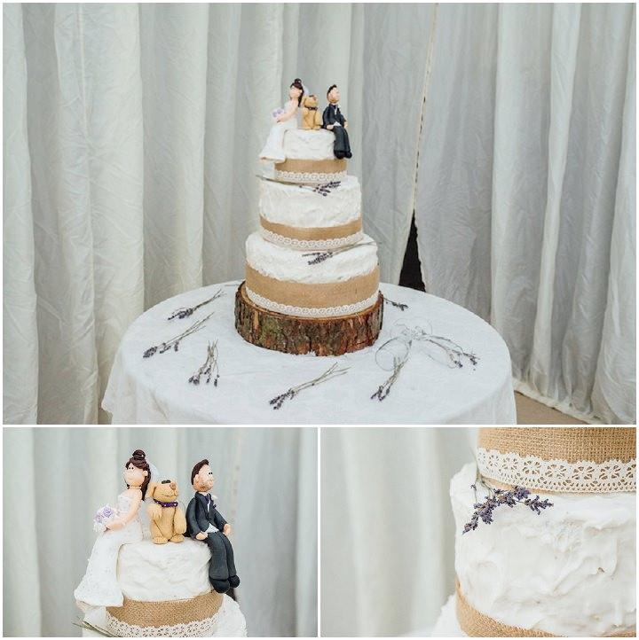 14 DIY Farm Wedding By Rhian Photography