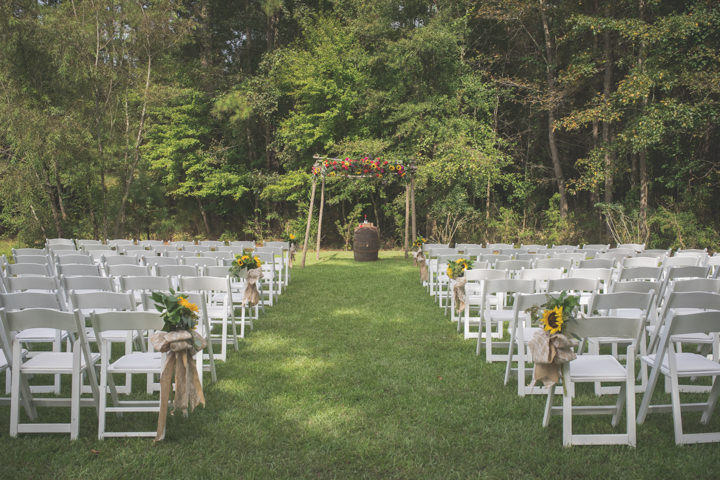 14 Sunflower Filled Rustic Barn Wedding. By Will Greene