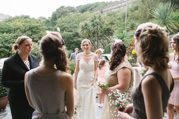 15 Cornish Beach Side Wedding By Debs Ivelja