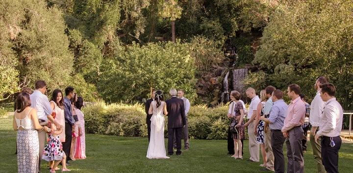 16 Outdoor wedding By Margo and Mia